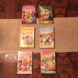 GODDESS GIRLS BOOKS 9,10,11,12,15,16
